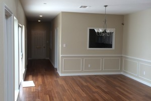Commercial Apartment Renovation