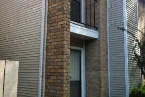 Apartment Brick Work
